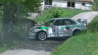 Best Of Rallye 2017 CRASH and SHOW (FULL HD) part 1