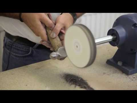 Polishing Aluminium and Steels with a Bench Grinder Metal Polishing Kit.