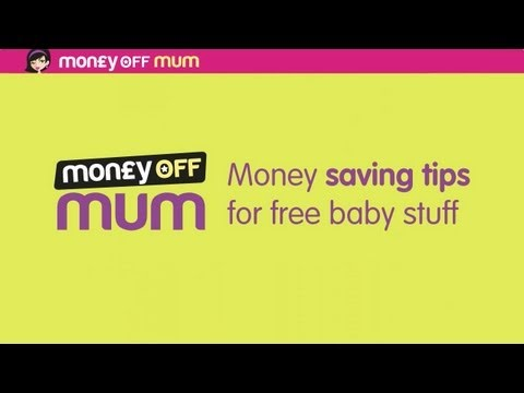 Save money with free baby stuff