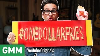 We Demand $1 Fries on the New McDonald's Dollar Menu
