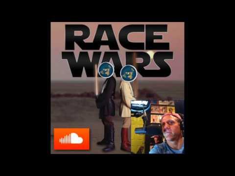 Flat earth truth on Race Wars on Sirius Fake Satellite Radio