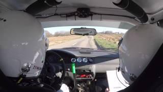 Best-Of Onboard Franche Comté 2016 - Notre premier Rallye - P.SANTOS / B.CAPELLI - Honda Civic VTEC