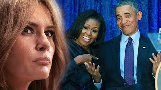 Download Melania Trump was overshadowed by Michelle Obama Marriage Video