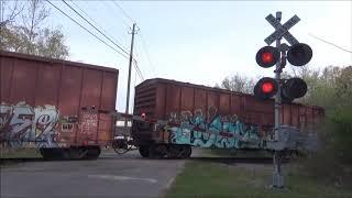 41st Street Railroad Crossing #2, Birmingham, AL - PakVim