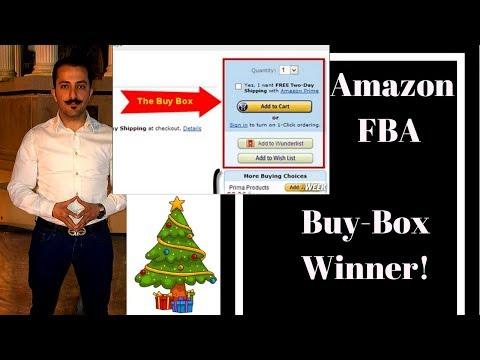 Amazon Fba for Beginners-Buy Box Winner in 2018