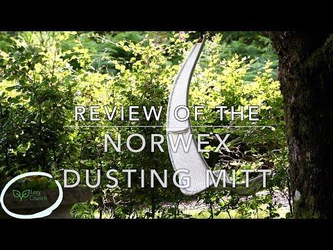 Norwex dusting mitt review