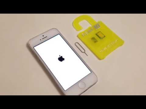 R-SIM 10+ GSM 2/3/4G iOS 10.3.10.2.10x How to... Sprint !