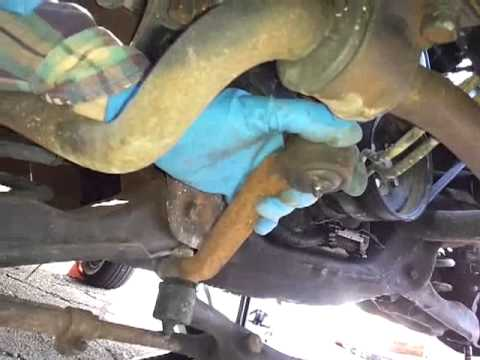 Full Front End Steering REPLACEMENT (all in one shot!!) - Center Link ,Tie Rods , Idler Arm