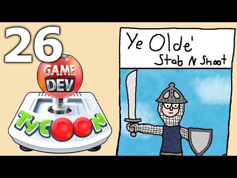 Game Dev Tycoon - Part 26 - MMO ENGINE