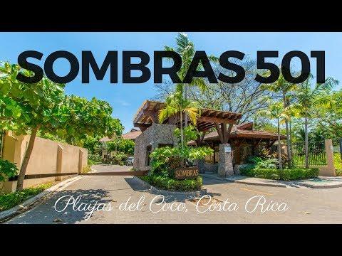 *** FOR SALE *** Sombras 501 – Playas del Coco, Guanacaste, Costa Rica