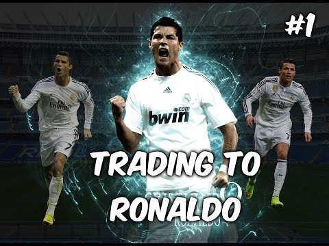 FIFA 15 IOS/ANDROID TRADING TO RONALDO #1 - MAKING MONEY FOR DAYS!!!!