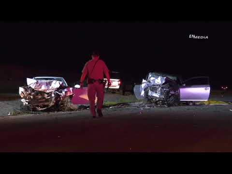 Lakeview Hot Springs: 19 Year Old Woman Killed in Violent Head on Collision
