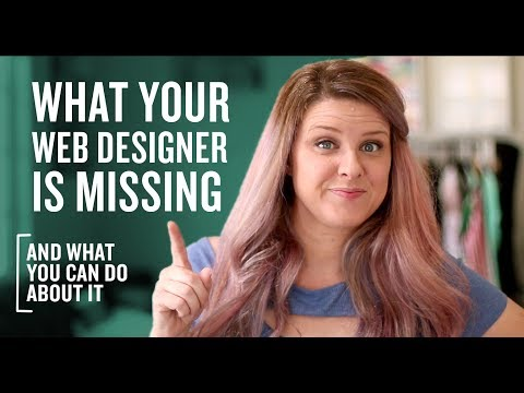 3 Most Important things Your Website Designer is Missing!!