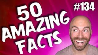 Download 50 AMAZING Facts to Blow Your Mind! #134 Video