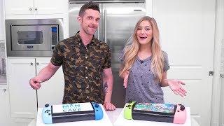 🍰 Nintendo Switch Splatoon Cake!!