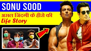 Sonu Sood Biography In Hindi | Help for Migrant Workers,Daily Earners | Struggle, Success Life Story