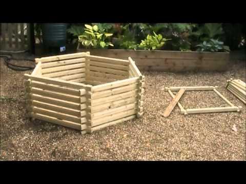 rain garden kits hexagonal pool.wmv