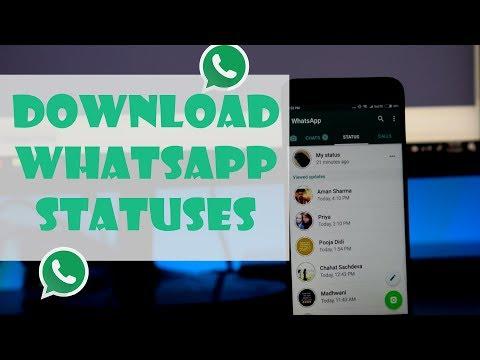 How to Download WhatsApp Status? || WhatsApp Trick ||