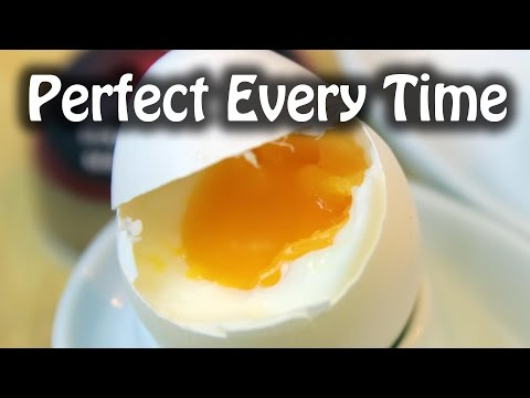 Perfect Soft Boil Egg Every TIme   BeatTheBush