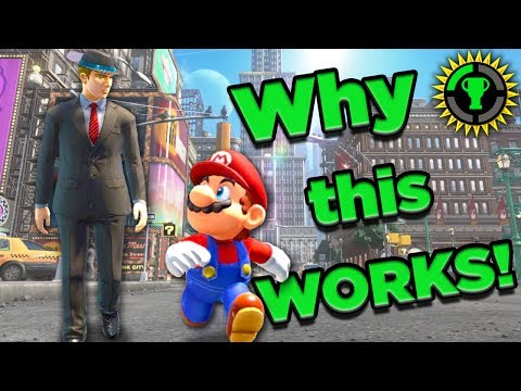Game Theory: Super Mario Odyssey's GIANT Problem (Nintendo)
