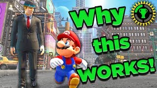 Game Theory: Super Mario Odyssey