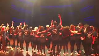 Hip Hop Choreo Club - Polycultural Weekend 17
