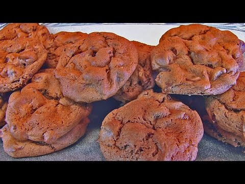 Betty's German Chocolate Cookies
