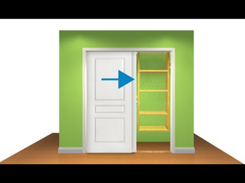 Your Closet Door Type Makes A Difference