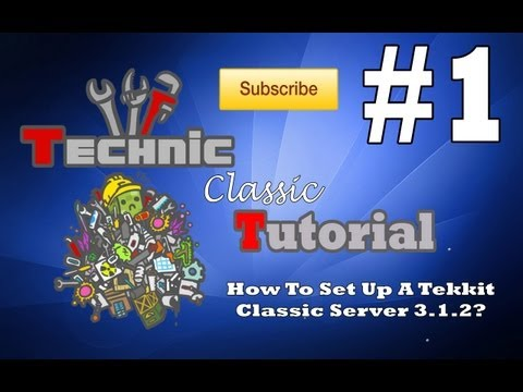 How To Set Up A Tekkit Classic Server 3.1.2 Without Hamachi