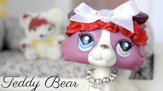 LPS~Teddy Bear (Episode 15 of Crybaby : Short Series)