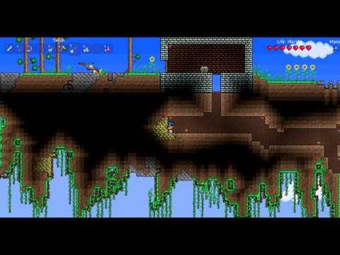 Terraria - I NEED A GOLDEN KEY - Part 35