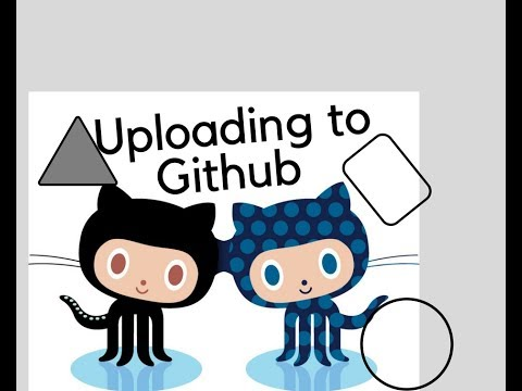 How to upload to Github in 3 easy steps via Terminal