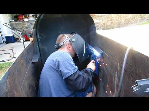 Making a Maple Syrup Evaporator Part 2
