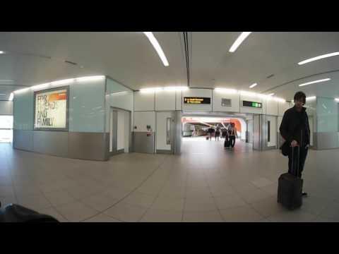 Gatwick South Terminal Shuttle Platform
