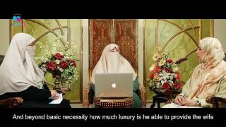 Importance of Marriage in Islam, Dr. Farhat Hashmi - Episode 1