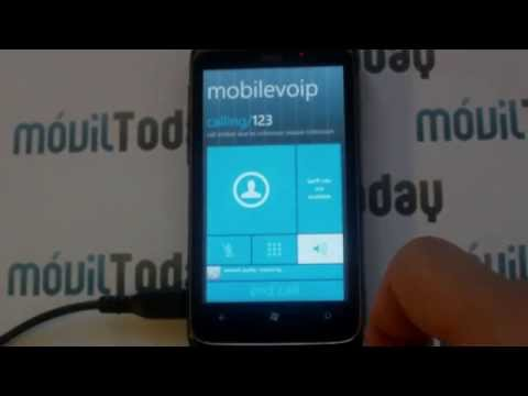 MobileVoIP - Mobile voip calls on Winows Phone 7.mp4