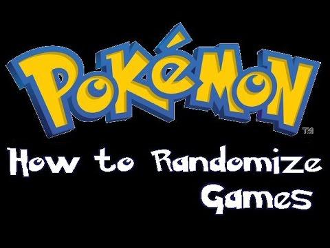 How to Randomize Pokemon Games (Tutorial)