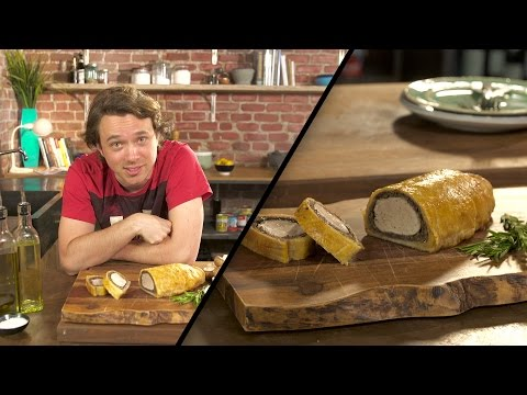 Pork Wellington | Frankie Celenza