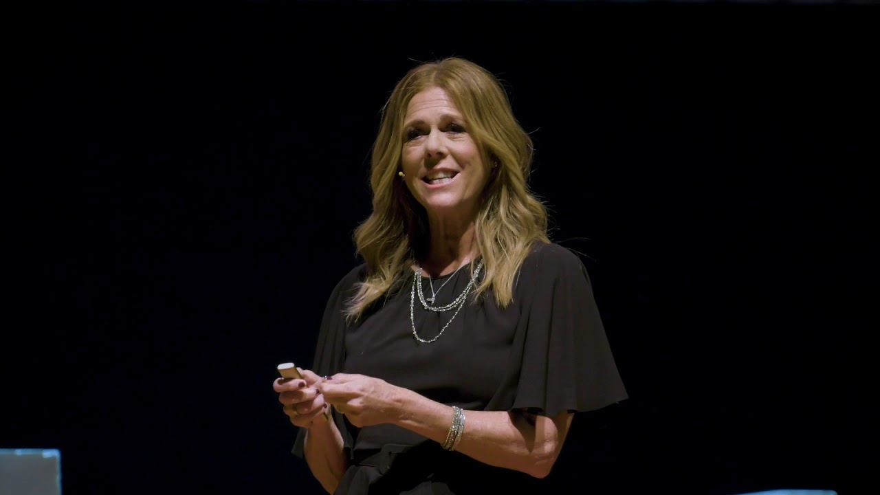 The Question I Almost Didn't Ask And How It Changed My Life | Rita Wilson | TEDxNashvilleWomen