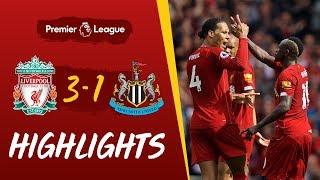 Liverpool vs Newcastle | Mane's sensational strike helps Reds win