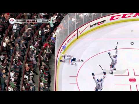 NHL 12 Tips and Tricks: Ep. 5 Line Changes, Puck Possession, and Dekes (NHL 12 Gameplay/Commentary)