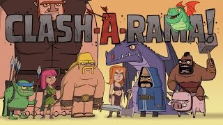 Clash-A-Rama! The Trailer - Available Now