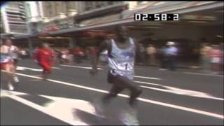 World S Fastest Mile Ever By A Human Queen Street Auckland