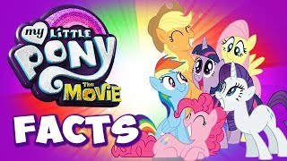 Top 10 My Little Pony: The Movie Facts You NEED To Know! | Dream Mining