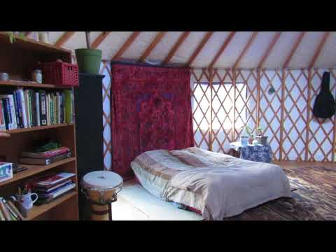 Our reaction to one week living in a yurt w  tour
