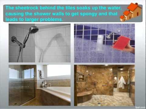 Bathroom restoration & shower cleaning