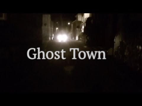 GHOST TOWN (Trailer) - St.Ives, Cornwall