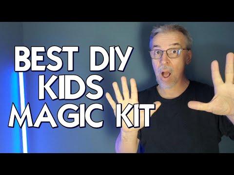 DIY Magic Kit - Putting together your own Magic Set