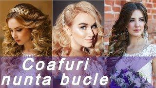 Coafuri Cu Bucle Pentru Nunta Videos 9tubetv