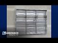 Greenheck Dampers - UL 555 Damper Fire Test